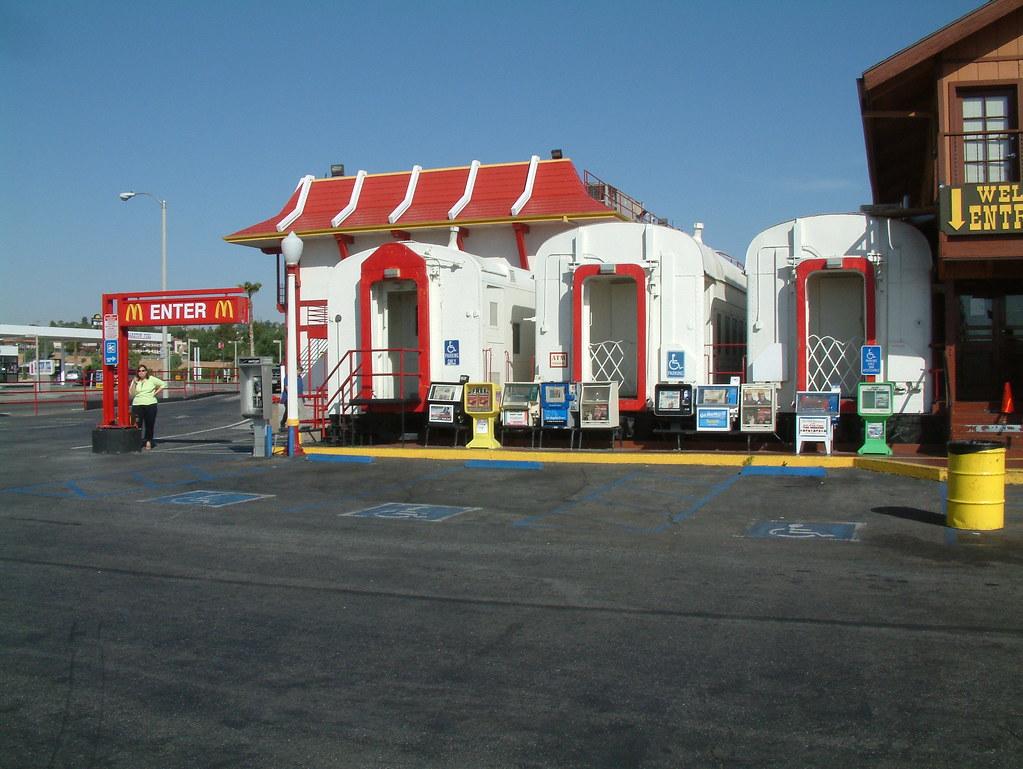 McDonald's Train