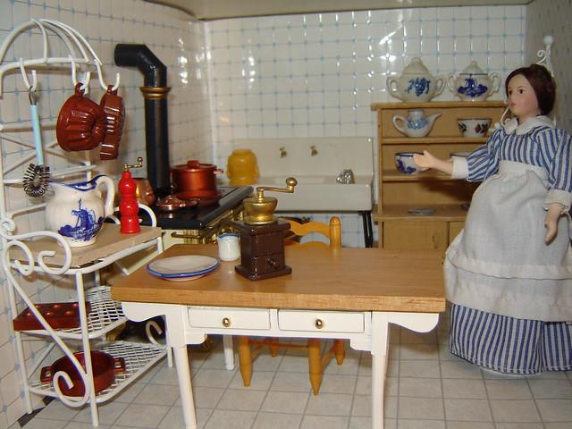 Auroran keittiö