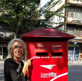 Other places - Bangkok letterbox