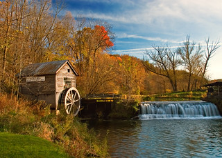 Old Hyde Mill | by www.toddklassy.com