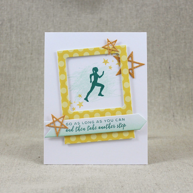 Take Another Step Card