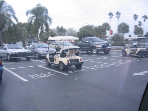 Walgreens Golf Cart Parking | by Puggles