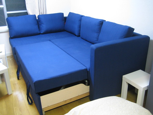f gelbo couch the f gelbo couch turns into a bed by pullin flickr. Black Bedroom Furniture Sets. Home Design Ideas