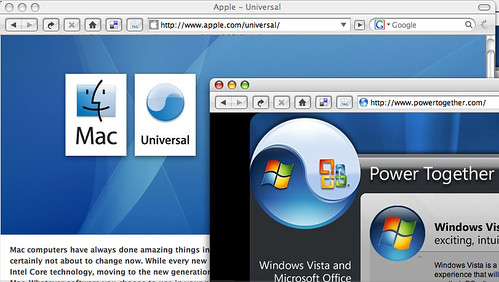 WTF?  Microsoft steals Apple Universal Logo | by riptide_dad