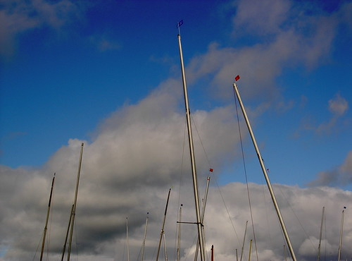Masts | by robpatrick
