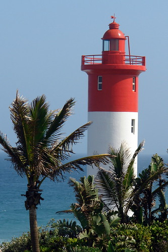 Lighthouse & Palm Trees | by buckofive