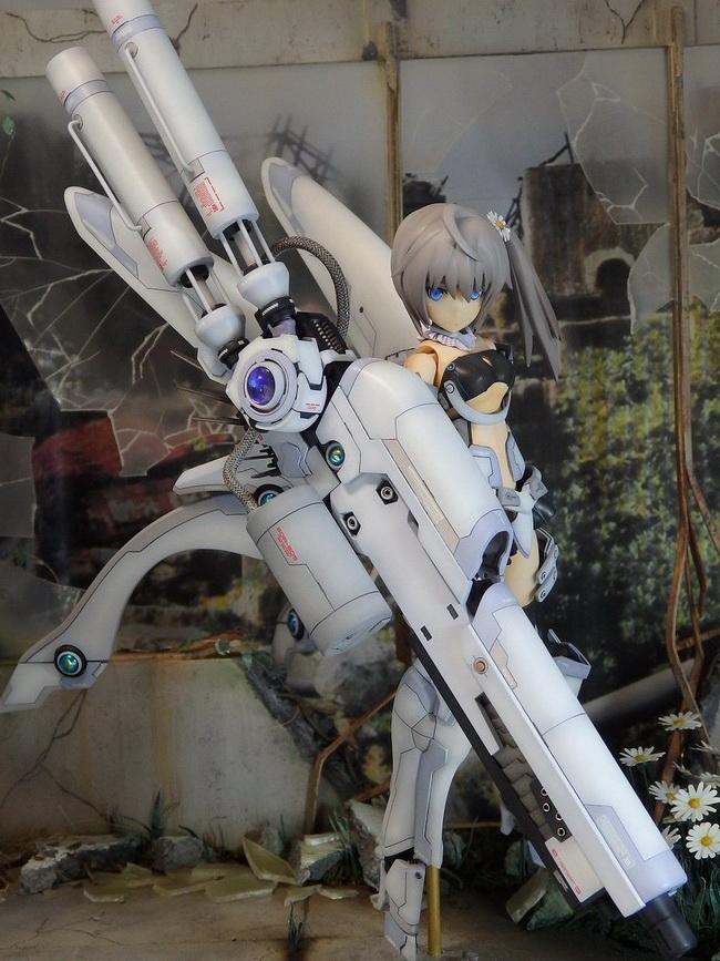 FRAME ARMS GIRL - 0023