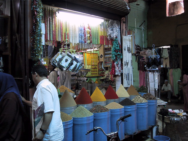 Marakesh Souk, Morocco