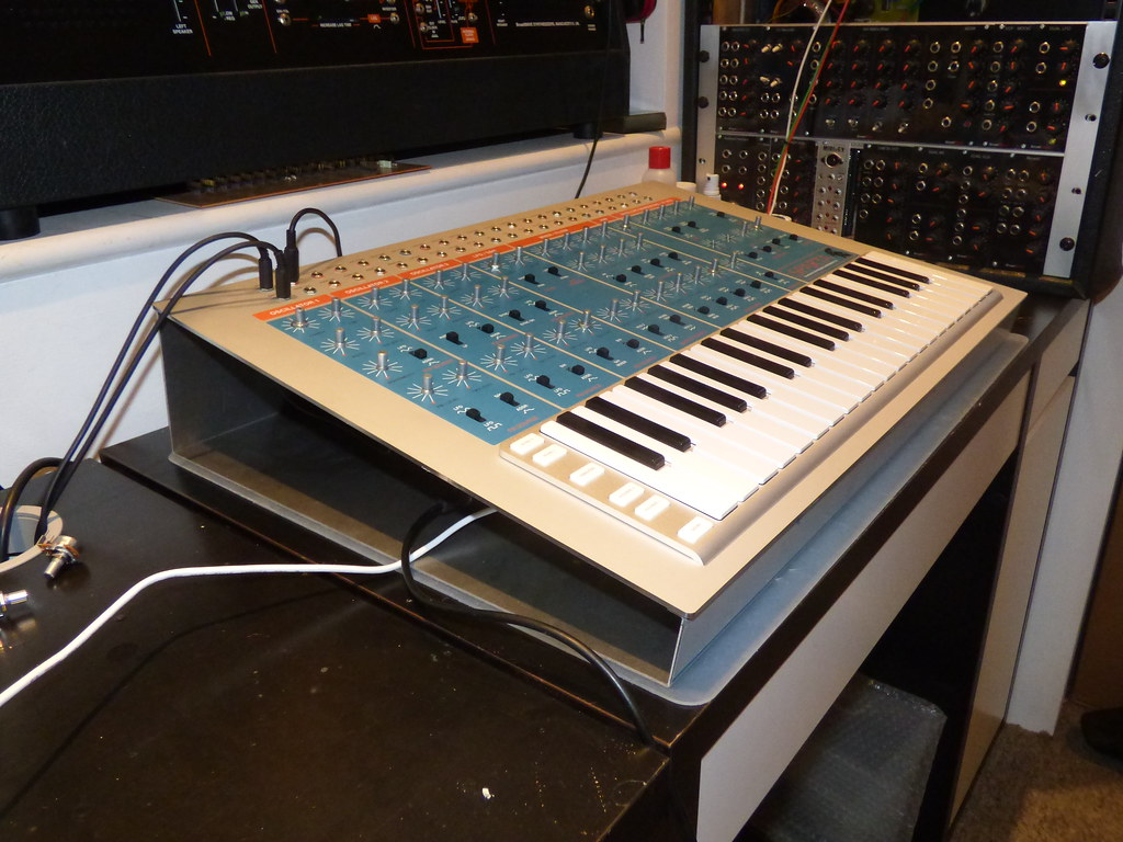 Korg Forums :: View topic - I've gone DIY again - Sparta