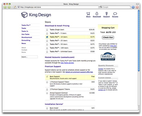 King Design Store Page | by alexkingorg