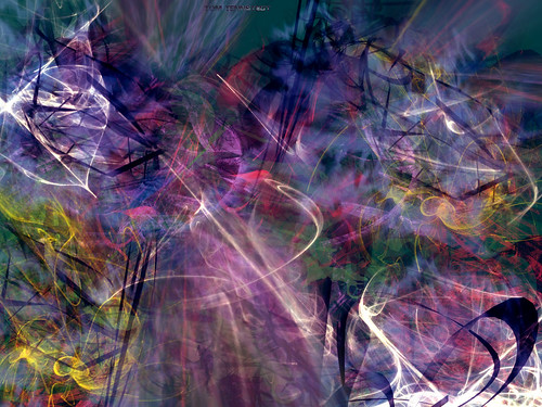 Abstract Colorful Universe Wallpaper Ttdesign Wallpaper Flickr