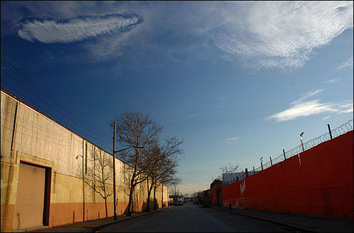 Sky on Sunday, the Bronx | by colorstalker