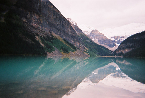Lake Louise in the morning | by Siever Sand