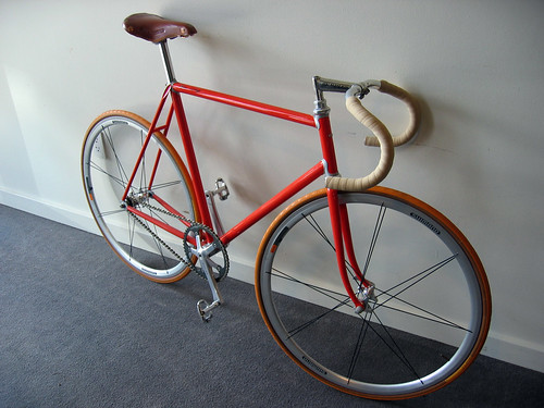 knoll fixie | by pixeleetion