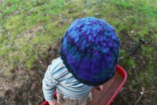 noah's hat on truman | by cafemama