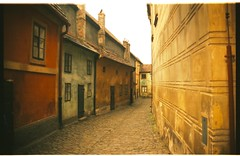 Prague - Golden Lane