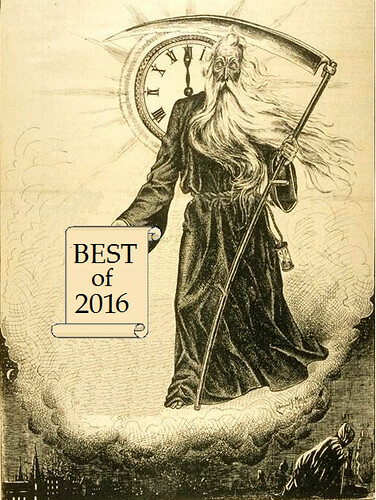 The Best of 'The Best of 2016′ Lists