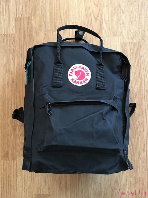 Review Fjällräven Kånken Backpack @BureauDirect @Fjallraven_Swe 10