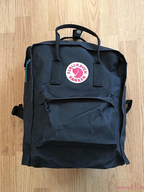 Review Fjällräven Kånken Backpack @BureauDirect @Fjallraven_Swe 10