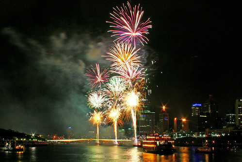New Years Eve Fireworks | by monkeyc.net