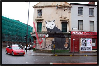 Banksy Rat | by Paul Stevenson