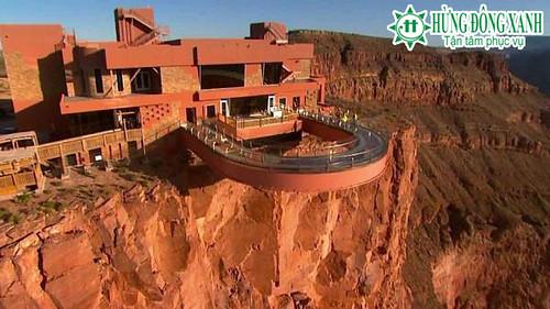 tour du  lịch bờ tây nước mỹ đại vực grand canyon