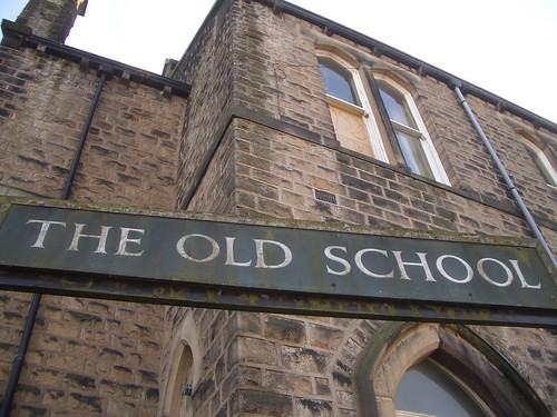 The Old School, Upper Mill, Saddleworth | by dullhunk