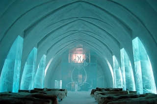 Ice Hotel Church @ Jukkasjärvi | by bjaglin