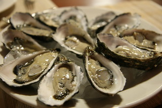 Oysters natural | by Allerina & Glen MacLarty