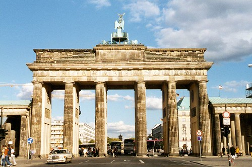 Brandenburg Gate | by Dean Ayres