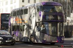 Wrightbus NRM NBFL - LTZ 1554 - LT554 - Aussie - Victoria 16 - Metroline - London - 161203 - Steven Gray - IMG_8726
