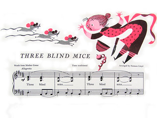 three blind mice | by pipnstuff
