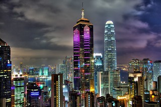 Hong Kong Skyline 2 (HDR image) | by ritchiewong
