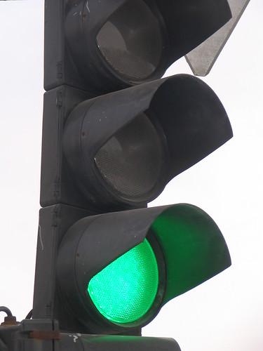 Утренняя продолжительность зелёного сигнала будет увеличена.