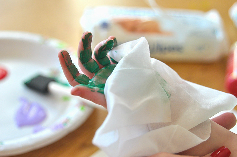 Easy Toddler Craft for Christmas