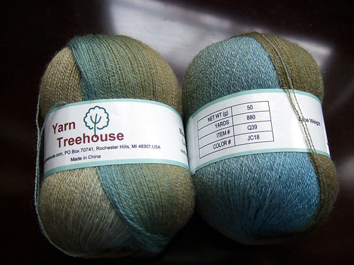 Yarn Treehouse Bloom for Leda's Dream | by JennWalters