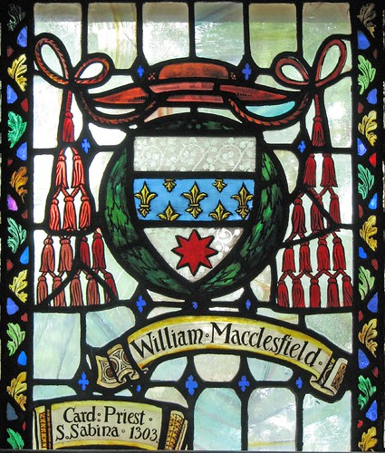 William Cardinal Macclesfield | by Lawrence OP