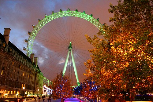london eye | by dobar