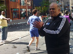 Broad Street Run with Dwight Evans and Gov. Ed Rendell | by Dwight Evans for Mayor