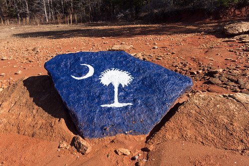 South Carolina rock - 5