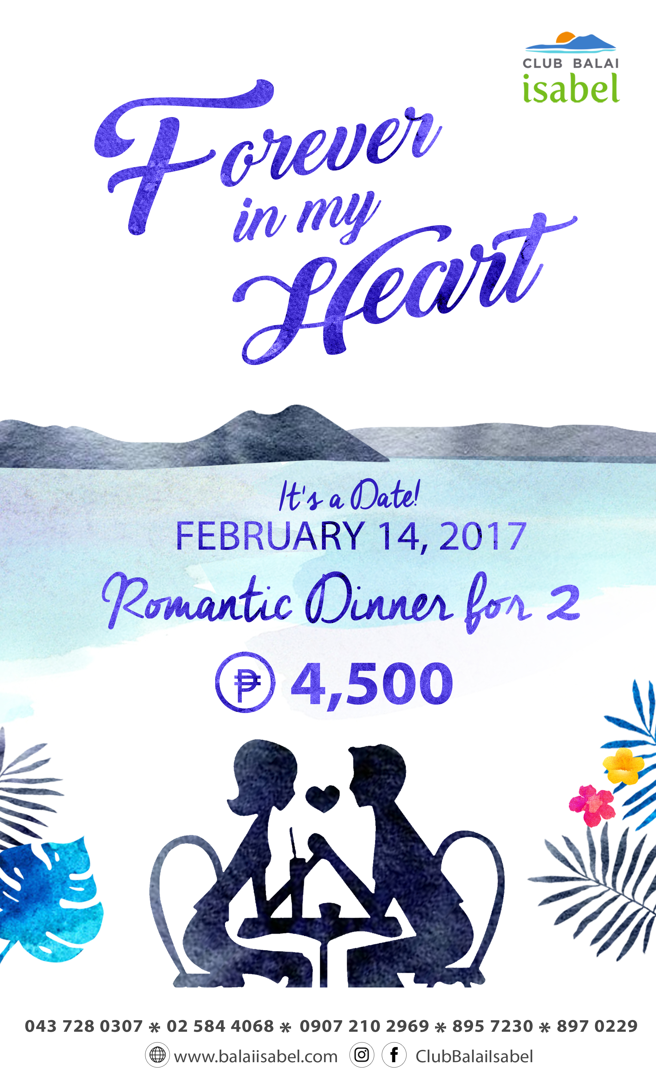 Romantic Dinner 2017 - Without Room