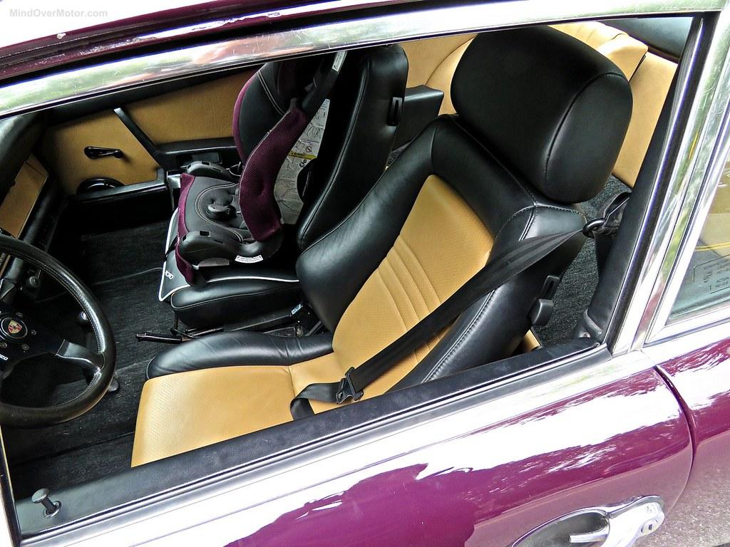 Purple Porsche 911E Scarsdale 3