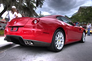 ferrari 599 fiorano rear quarter | by antiundersteer