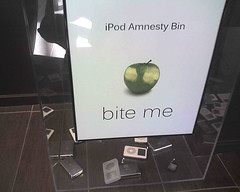 iPod Amnesty Bin | by fimoculous