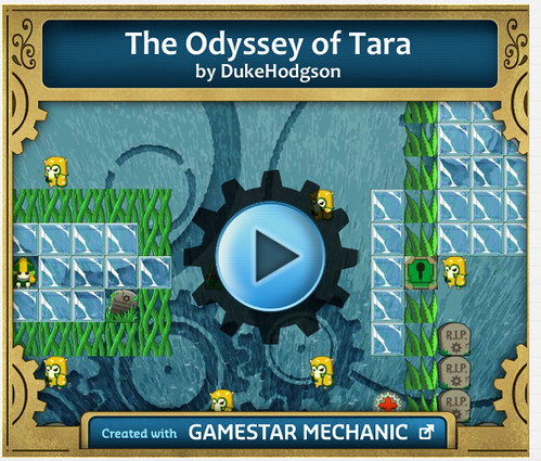 Odyssey of Tara video game