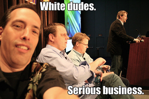 White dudes | by Nick Douglas