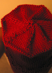 Susan's Toque, Detail of Top | by panopticon