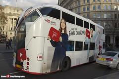 Wrightbus NRM NBFL - LTZ 1769 - LT769 - YouTube DT - Streatham Station 159 - Abellio London - London - 161203 - Steven Gray - IMG_9403