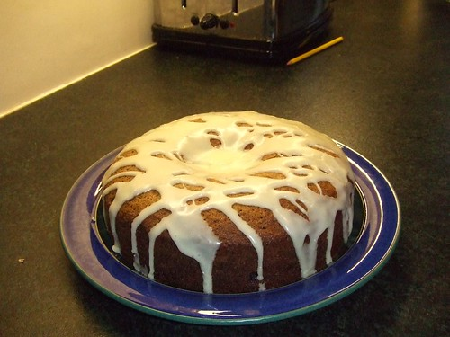 Scrummy Carrot Cake