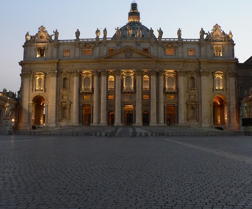 The Vatican Palace